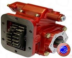 Изображение Коробка отбора мощности HM2K6XPAK UNI (два выхода)